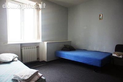 3 rooms apartment for rent Klaipėdoje, Centre, H. Manto g.