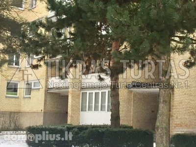 3 rooms apartment for sell Palangoje, Sodų g.