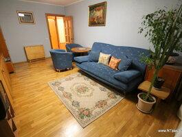 4 room apartment Kaune, Žaliakalnyje, Genių g.