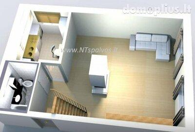Parduodamas 4 kambarių butas Radviliškio r. sav., Miežaičiuose