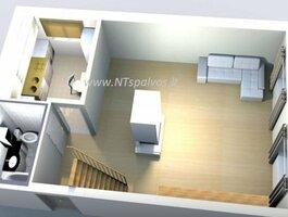 4 kambarių butas Radviliškio r. sav., Miežaičiuose