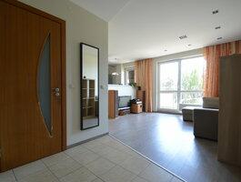 2 room apartment Vilniuje, Fabijoniškėse, Salomėjos Nėries g.