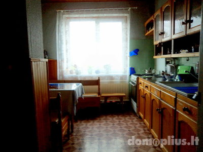 Parduodamas 2 kambarių butas Marijampolės sav., Marijampolėje, J. Ambrazevičiaus-Brazaičio g.