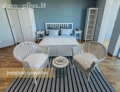 1 room apartment for sell Palangoje, Mokyklos g.