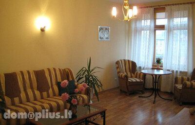 2 rooms apartment for rent Klaipėdoje, Centre, S. Daukanto g.