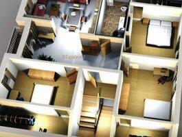 4 kambarių butas Šiauliuose, Medelyne