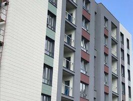 3 kambarių butas Klaipėdoje, Baltijos, Baltijos pr.