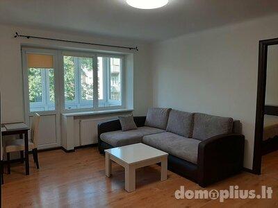 2 rooms apartment for rent Klaipėdoje, Centre, H. Manto g.