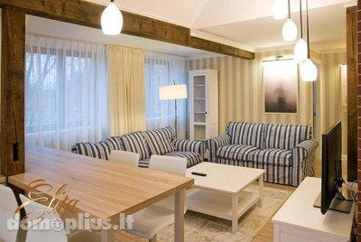 3 rooms apartment for rent Klaipėdoje, Centre, Šaulių g.