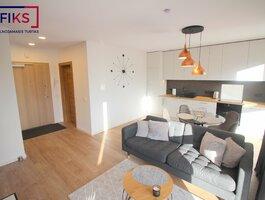 2 room apartment Kaune, Centre, Krėvos g.