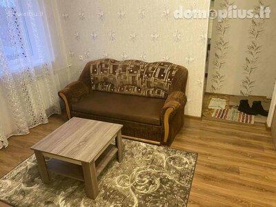 1 room apartment for rent Klaipėdoje, Senamiestyje, Bangų g.
