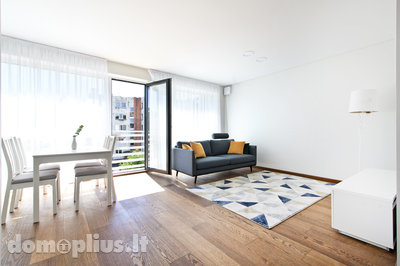 2 rooms apartment for rent Kaune, Centre, Tenorų g.