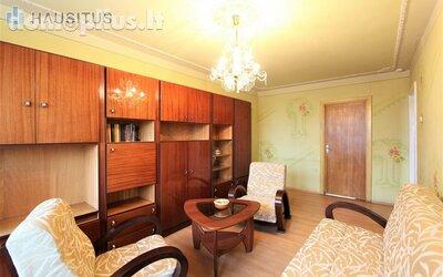 2 rooms apartment for sell Šiauliuose, Centre, Talšos g.