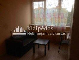 1 kambario butas Klaipėdoje, Vėtrungėje, Taikos pr.