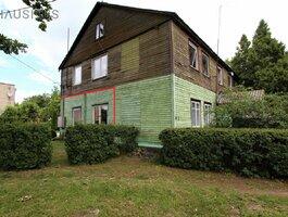 2 kambarių butas Radviliškio rajono sav., Radviliškyje, Šiaulių g.