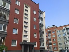 2 kambarių butas Klaipėdoje, Laukininkuose, Vyturio g.