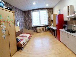 1 room apartment Klaipėdoje, Žvejybos uostas, Minijos g.