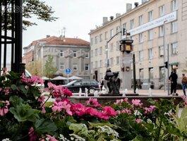 3 kambarių butas Šiauliuose, Centre, Vilniaus g.
