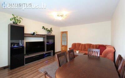 Parduodamas 3 kambarių butas Šiauliuose, Šimšėje, Vilniaus g.