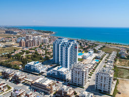 1 room apartment Cypruje, Famagusta