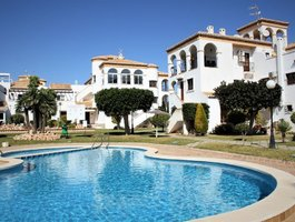 3 kambarių butas Ispanijoje, Orihuela Costa