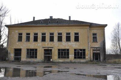Parduodamos Gamybos/sandėliavimo patalpos Akmenės r. sav., Ventoje, Statybininkų g.