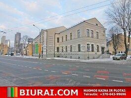Biuro / Prekybos/paslaugų Patalpų nuoma Vilniuje, Centre, Lvovo g.