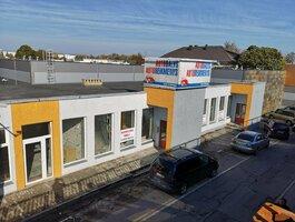Parduodamos Biuro / Sandėliavimo / Prekybos ir paslaugų patalpos Šiauliuose, Centre, Turgaus a.