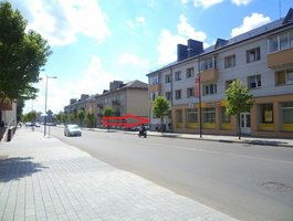Biuro / Prekybos ir paslaugų / Kita Patalpų nuoma Marijampolės sav., Marijampolėje, Vytauto g.