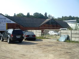 Sandėliavimo / Gamybos ir sandėliavimo Patalpų nuoma Alytuje, Vidzgiryje, Santaikos g.
