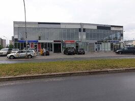 Biuro / Sandėliavimo / Prekybos ir paslaugų Patalpų nuoma Vilniuje, Pašilaičiuose, Žemynos g.