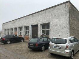 Sandėliavimo / Prekybos ir paslaugų / Gamybos ir sandėliavimo Patalpų nuoma Klaipėdoje, Vėtrungėje, Minijos g.