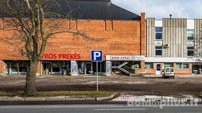 Parduodamos Biuro / Sandėliavimo / Prekybos ir paslaugų patalpos Kaune, Dainavoje, Draugystės g.