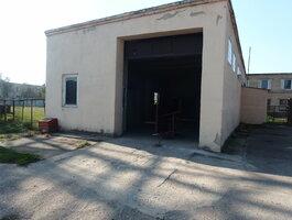 Sandėliavimo / Gamybos ir sandėliavimo Patalpų nuoma Klaipėdoje, Smeltėje, Nemuno g.