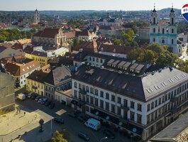 Sandėliavimo / Prekybos ir paslaugų / Kita Patalpų nuoma Vilniuje, Senamiestyje, Vilniaus g.