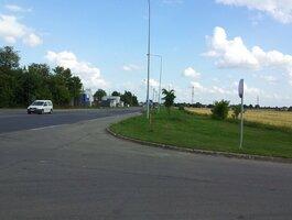 Land Panevėžyje, Centre, Ramygalos g.