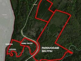 Land Kauno r. sav., Partikuose