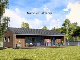 Land Vilniaus r. sav., Smigliuose, Upės g.