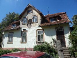 Gyvenamojo namo dalis Marijampolės sav., Marijampolėje, Vytauto g.