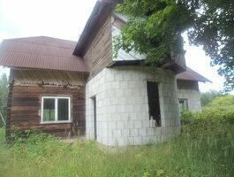 Gyvenamasis namas Marijampolės sav., Mačiuliškėse, Miško g.