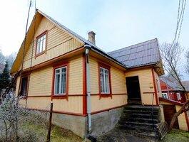 Gyvenamojo namo dalis Vilniuje, Naujoji Vilnia, Žaliakalnio g.