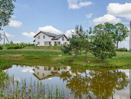 Gyvenamasis namas Utenos r. sav., Šnieriškėse