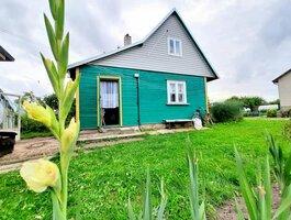 Sodo namas Radviliškio rajono sav., Radviliškyje