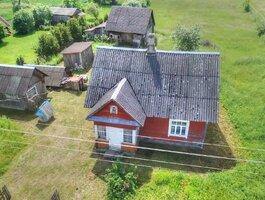 Parduodamas gyvenamasis namas Šalčininkų rajono sav., Sližiūnuose, Merkio g.