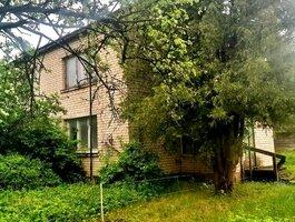 Gyvenamojo namo dalis Kupiškio rajono sav., Juodpėnuose, Mokyklos g.