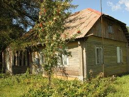 House Radviliškio rajono sav., Žąsaičiuose, Šaukoto g.